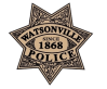 Watsonville Police Department New Badge transparent