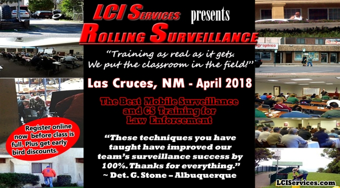 Rolling Surveillance is coming to Las Cruces