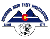 CATI Colorado Auto Theft Investigators
